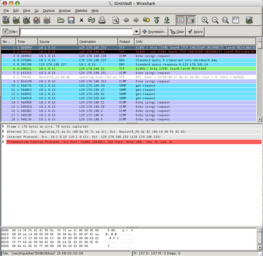 How to Install and Use WireShark on Mac OS X